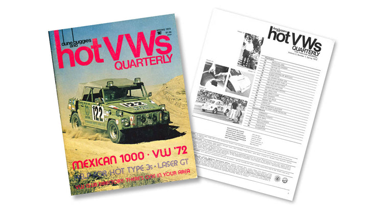 1972 - Hot VWs Magazine