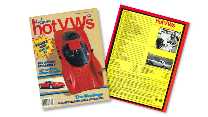 1979 - Hot VWs Magazine