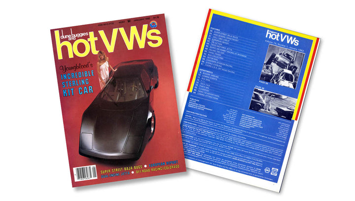 1982 - Hot VWs Magazine