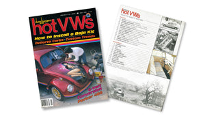 1983 - Hot VWs Magazine
