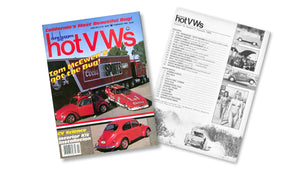 1985 - Hot VWs Magazine
