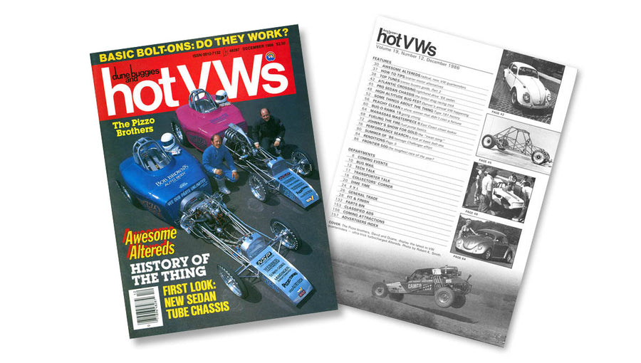 1986 - Hot VWs Magazine