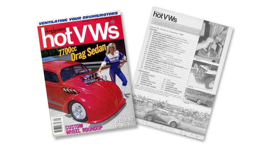 1989 - Hot VWs Magazine