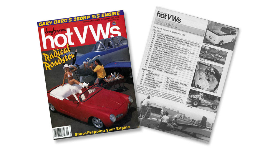 1992 - Hot VWs Magazine