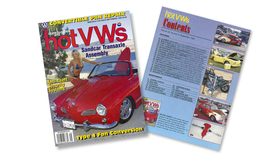 1995 - Hot VWs Magazine