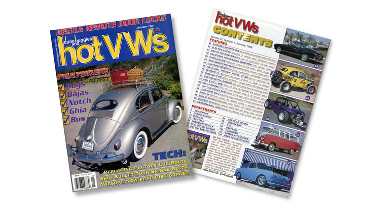 1998 - Hot VWs Magazine