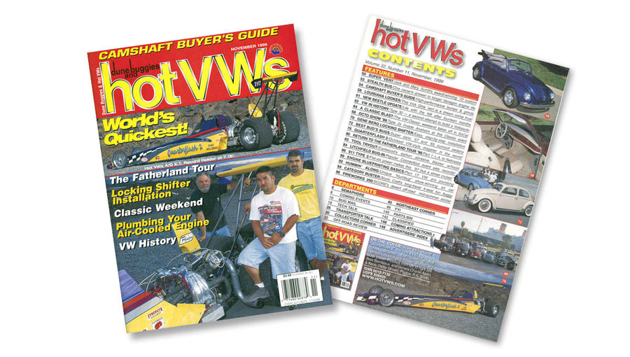 1999 - Hot VWs Magazine