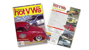 2000 - Hot VWs Magazine