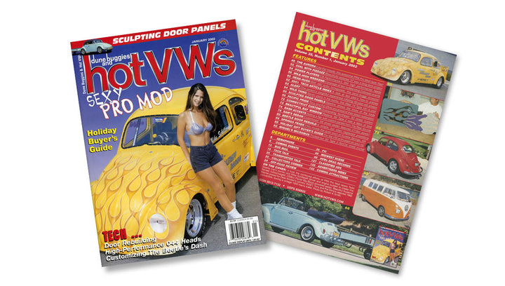 2002 - Hot VWs Magazine