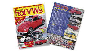 2003 - Hot VWs Magazine