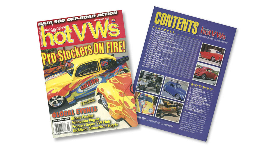 2005 - Hot VWs Magazine