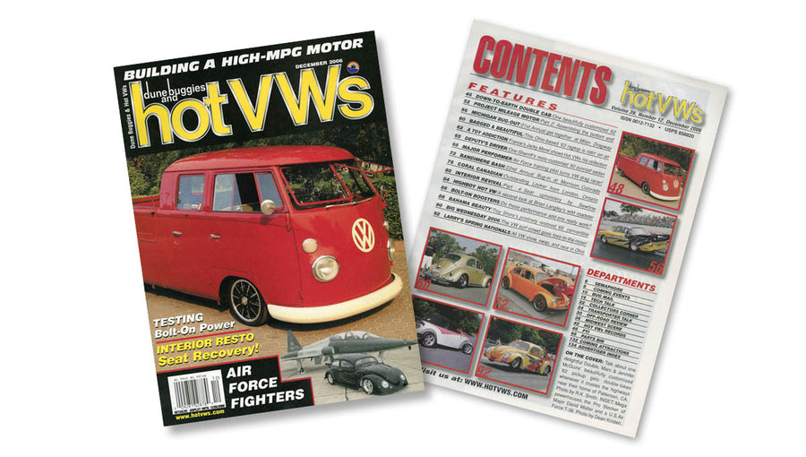 2006 - Hot VWs Magazine