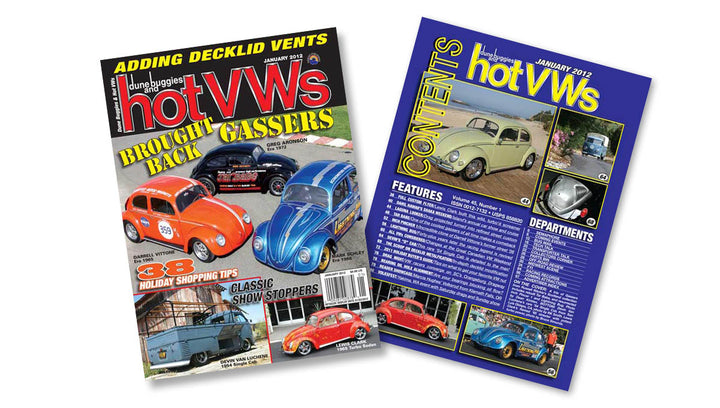 2012 - Hot VWs Magazine