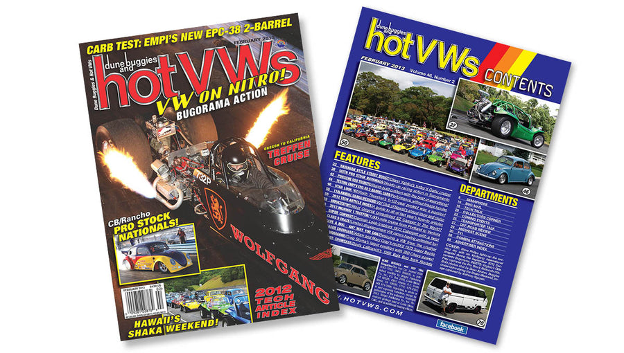 2013 - Hot VWs Magazine