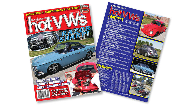 2014 - Hot VWs Magazine