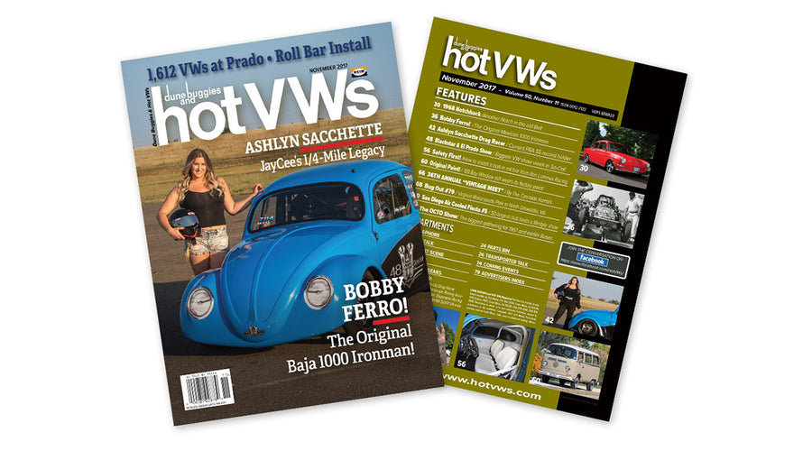 2017 - Hot VWs Magazine