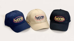 Official Hot VWs logo Hats