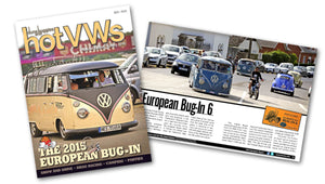 2015 European Bug-In Special Edition (Spring 2016)