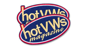 Hot VWs Official Embroidered Patch