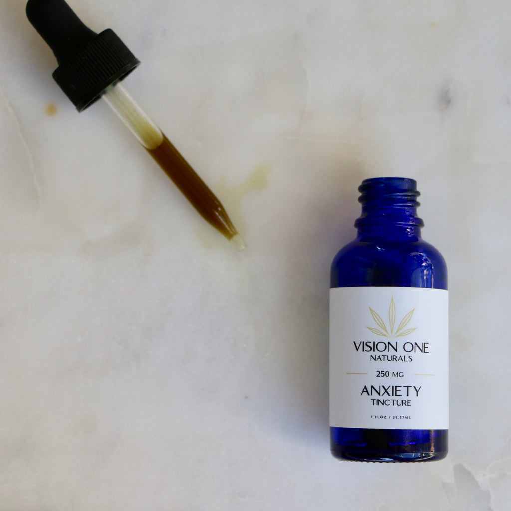 Anxiety Tincture - Vision One Naturals
