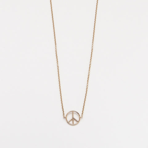 Necklace & Peace