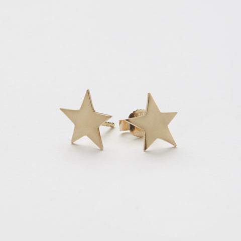 Earrings Buttons & Stars