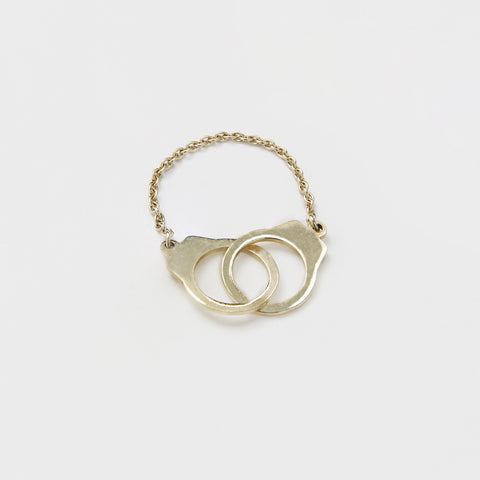 Ring Chained & Cuff