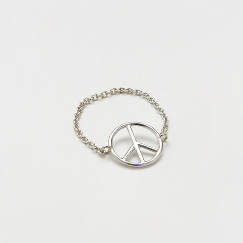 Ring Chained & Peace