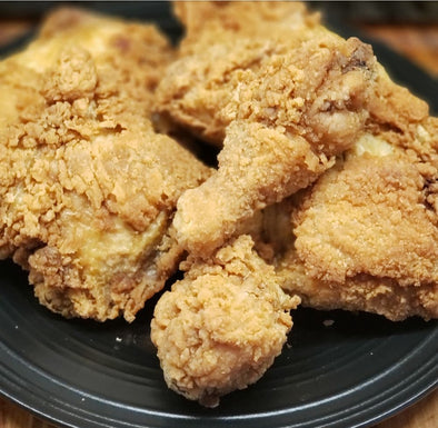 Fried Chicken by Mena Freed ( @ketomena )