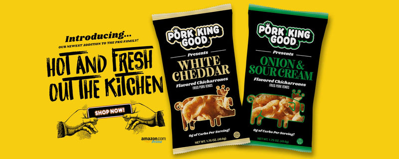 Pork King Good Flavored Pork Rinds