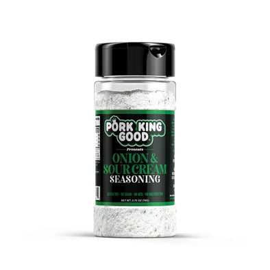 Pork King Good Onion & Sour Cream Seasoning