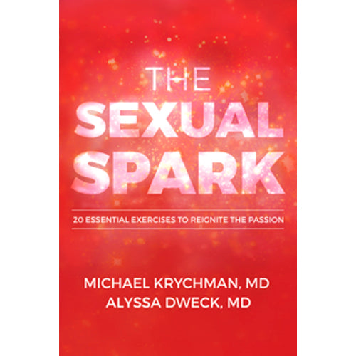 Sexual Spark Book by Drs. Dweck and Krychman