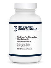Load image into Gallery viewer, childrens-chewable-vitamin-with-acidophilus