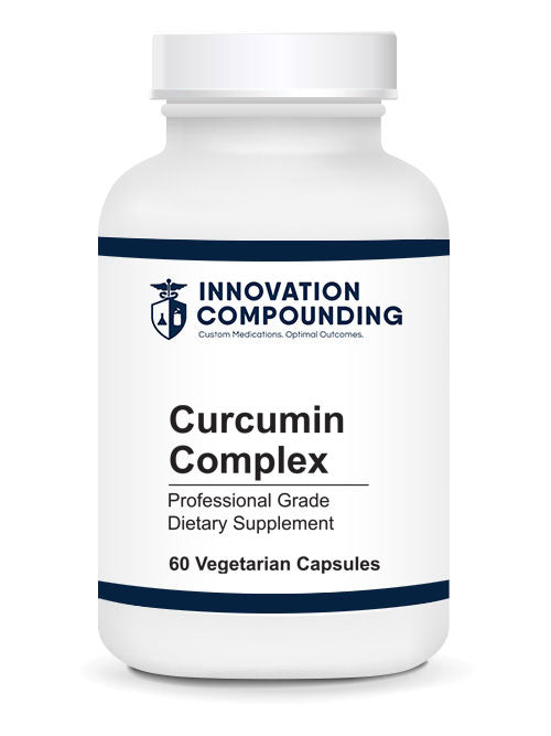 Curcumin Complex Dietary Supplement