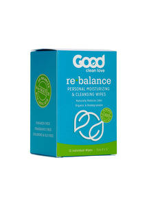 Good Clean Love - Rebalance pH-Balanced Feminine Wipes