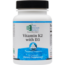 Load image into Gallery viewer, Vitamin K2 with D3 Capsules