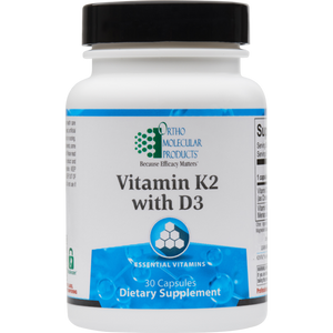 Vitamin K2 with D3 Capsules