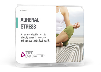 Adrenal Stress Testing Kit (Take Home Salivary Testing) + Pharmacist Consultation