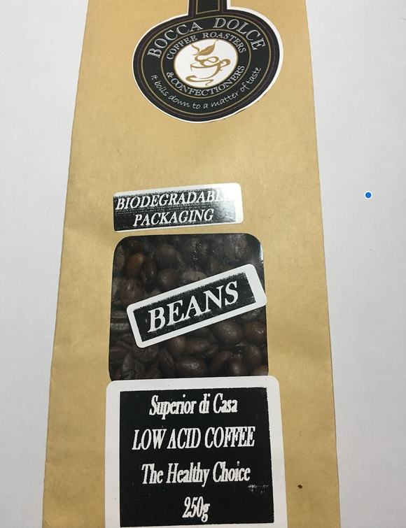 Bocca Dolce Coffee Beans 250g
