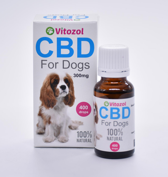 Vitozol CBD Oil for Dogs 300mg