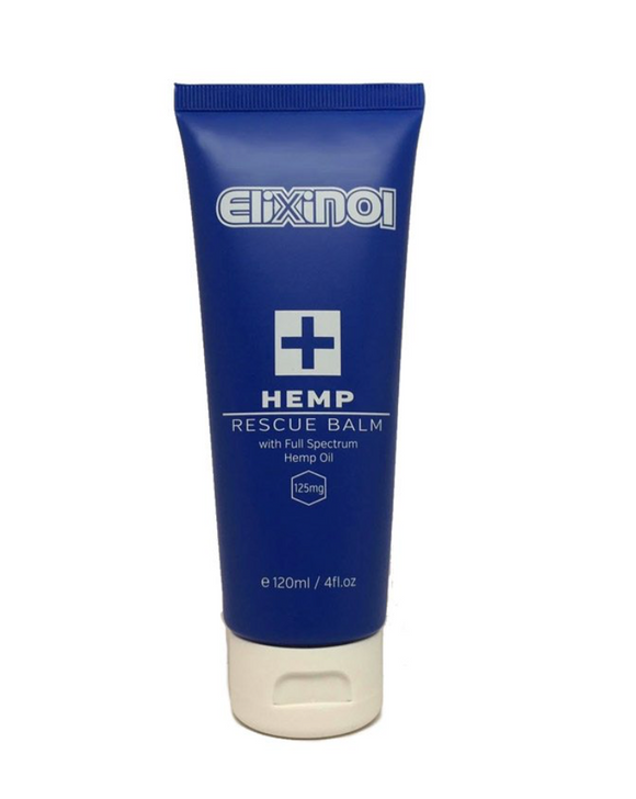Elixinol Topical Balm 120ml