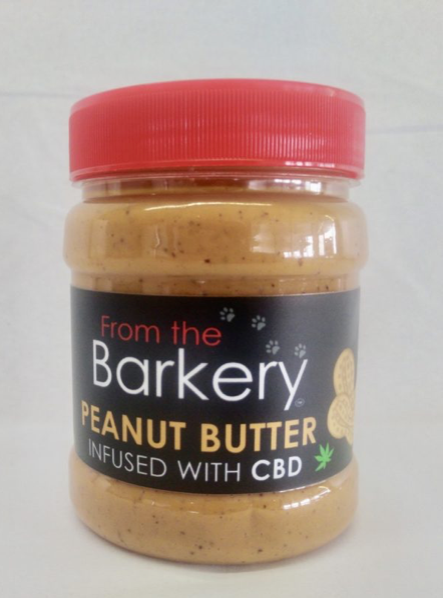 From The Barkery CBD Peanut Butter