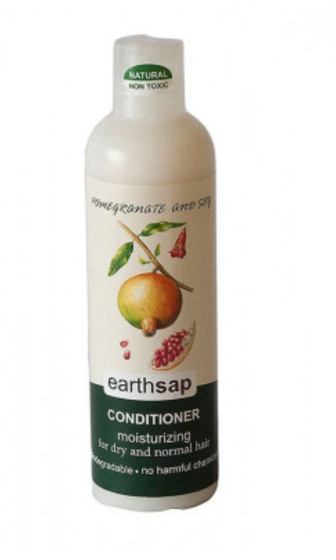 Earthsap Conditioner - Moisturizing - Pomegranate & Soy