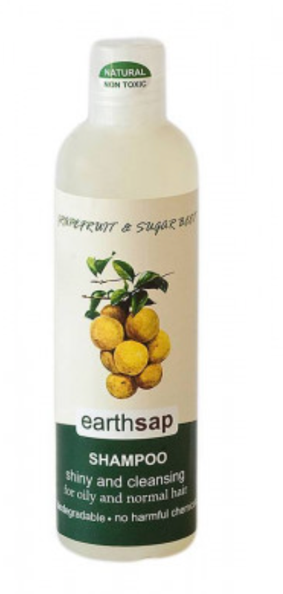 Earthsap Shampoo - Cleansing - Grapefruit & Sugar Beet