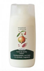 Earthsap Hand & body lotion - Pomegranate & Cranberry