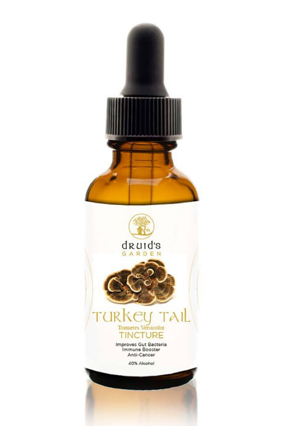 Druids Garden Turkey Tail Tincture 50ml