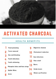 Essential Health Activated Charcoal 90 capsules