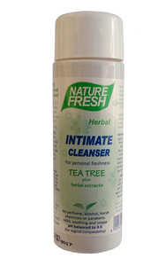 Nature Fresh Intimate Cleanser - Tea Tree