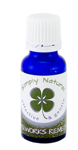 Simply Natural Fireworks Remedy 20g