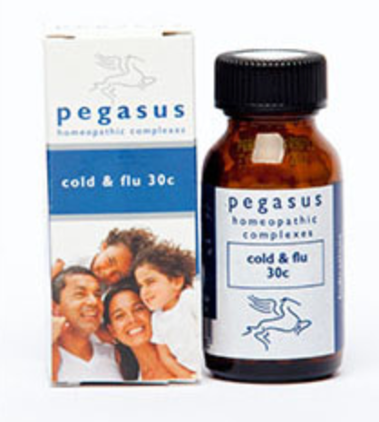 Pegasus Colds & Flu 30c